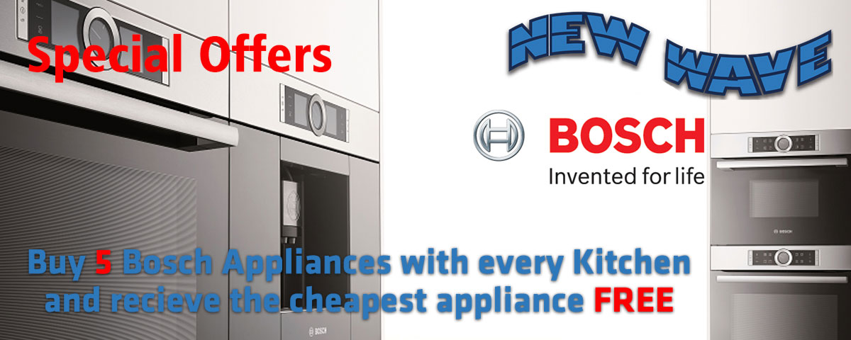 Free Bosch Appliance Offer