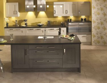 Clonmel Anthracite and Mussell Kitchen