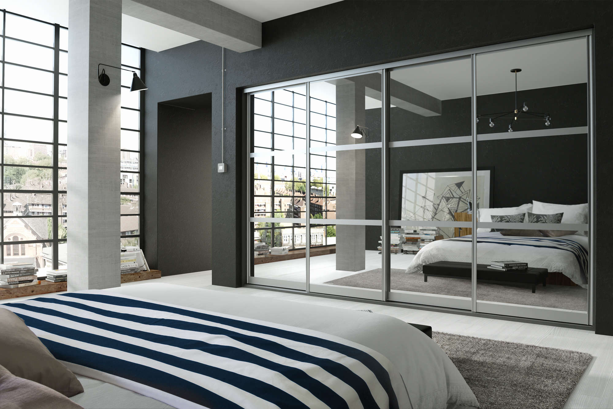 New Wave Bedrooms - Bespoke Sliding Wardrobes in Leeds