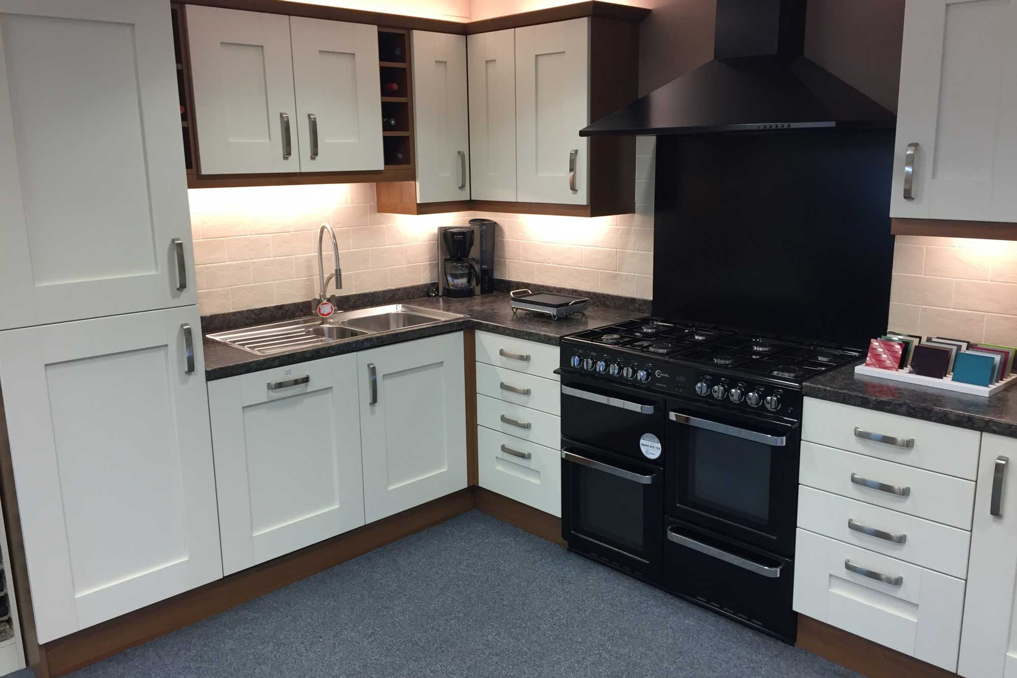 Kitchen Showroom Leeds New Wave Kitchens And Bedrooms Ltd