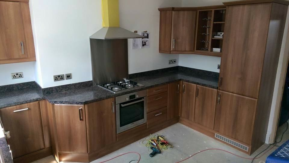 Bespoke Kitchen Design Armley