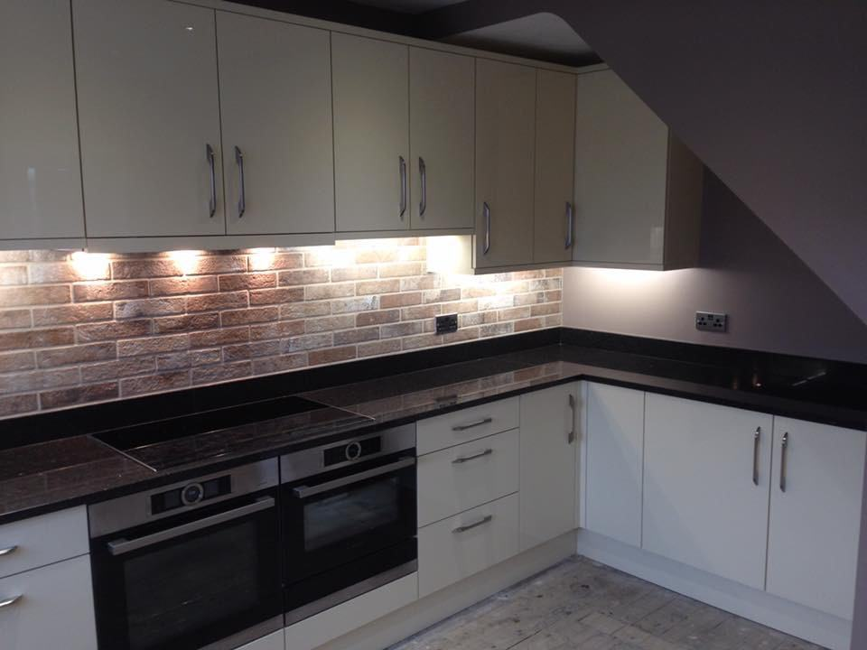 Contemporary Kitchen Design Beeston