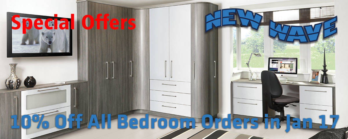 10% Off All Fitted Bedrooms