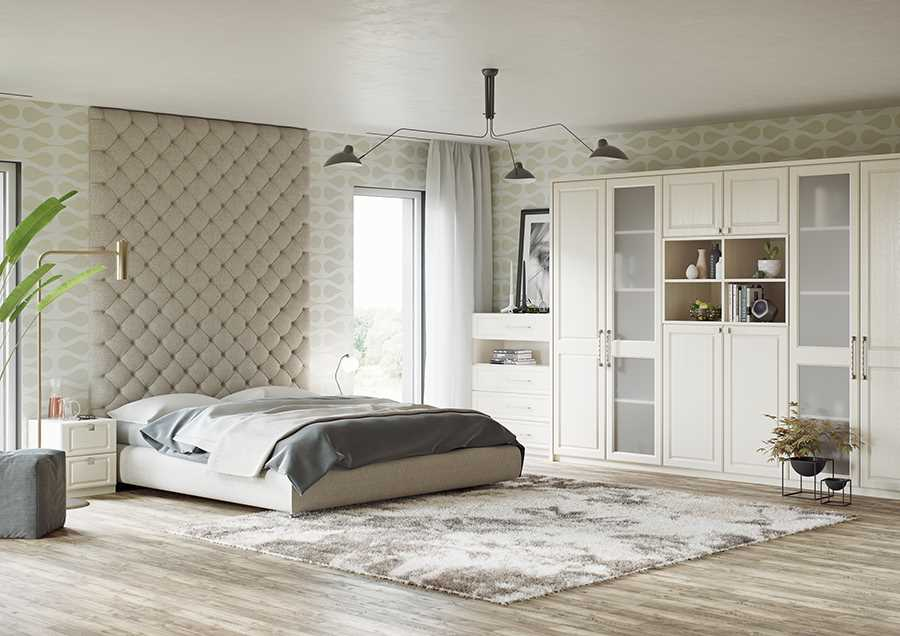 Fenwick - Painted Oak Ivory