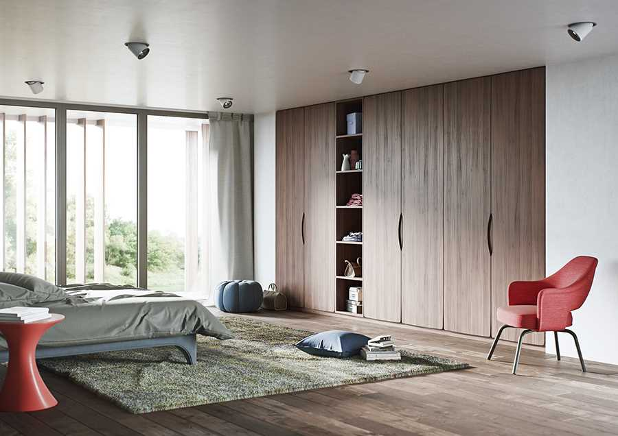 Metropole - Natural Dijon Walnut
