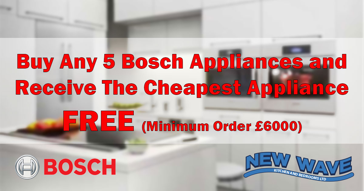 Free Appliance Offer